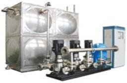 Hệ thống cấp nước sử dụng bồn chứa đôi Kaiquan KQF